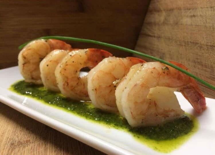 photo-entree-crevettes_bistro-la-toscane